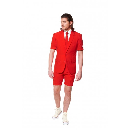 OppoSuits Red Devil Summersuit