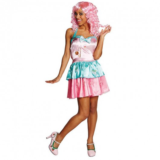 Cotton candygirl kostuum dames