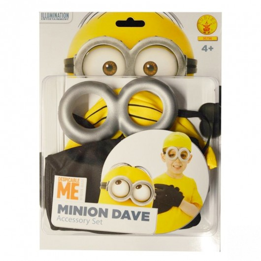 Minions minion Dave set kind