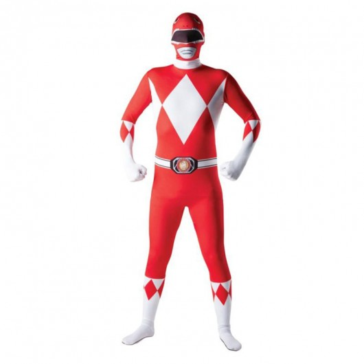 Power ranger morphsuit