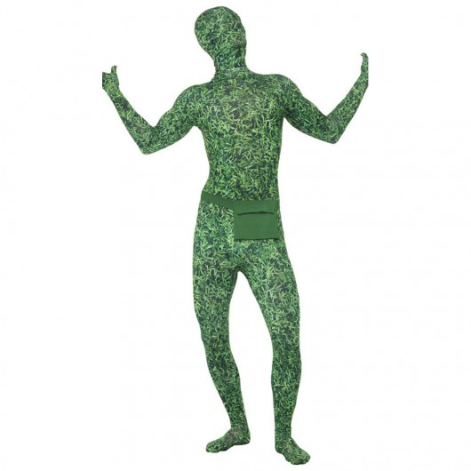 Morphsuit gras