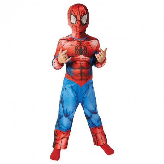 Spiderman Ultimate classic kostuum kind