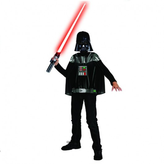 Star Wars Darth Vader dress up kostuum kind
