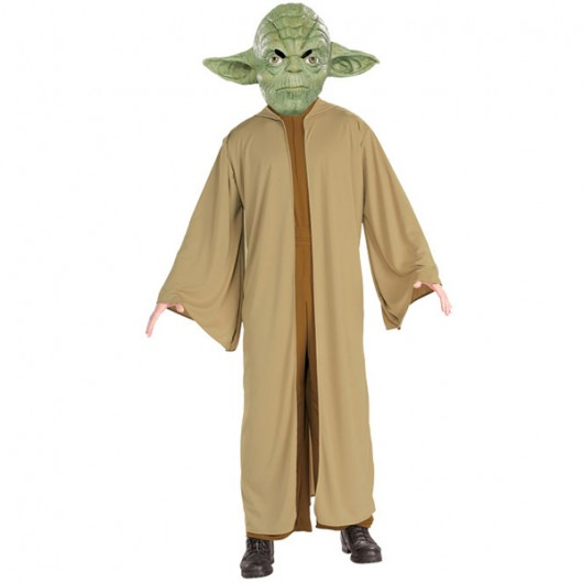 Star Wars Yoda kostuum heren