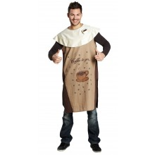 Coffee to go verkleedkleding heren