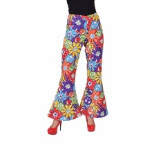 Hippie broek dames hippie smile