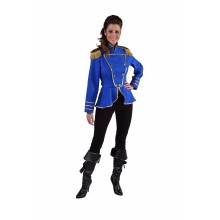 Uniform jas dames blauw