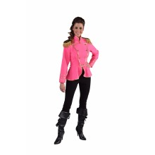 Uniform jas dames roze