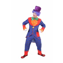 Clown jas heren Bobo