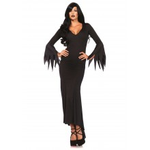 Floor length gothic dress kostuum dames