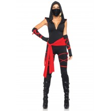 Deadly Ninja kostuum dames