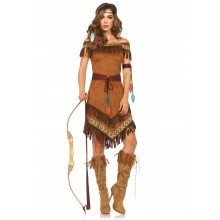 Native Princess kostuum dames