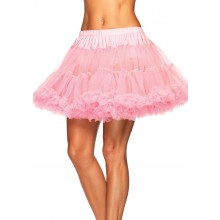 Petticoat dames plus roze