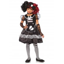Kids Rebel Rag Doll Kostuum Kind