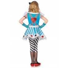 Kids Alice in Wonderland Kostuum Kind