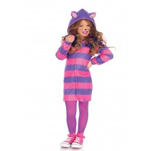 Kids Cozy Cheshire Cat Kostuum Kind