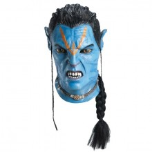 Avatar Jake Sully deluxe masker heren