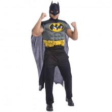 Batman dress up kostuum heren