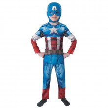 Captain America kostuum kind