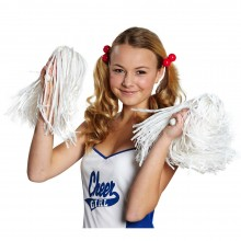 Cheerleader pompoms