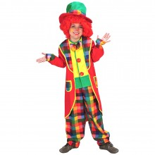 Clown Appie kostuum kind