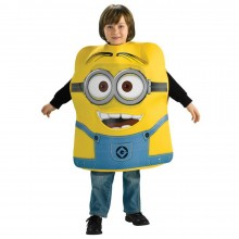 Despicable me Minions Dave Foam kostuum kind