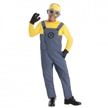 Despicable me Minions Dave kostuum kind