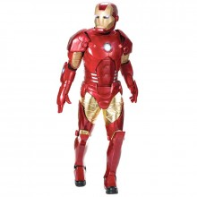 Iron man kostuum collectors item heren