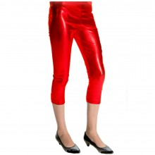 Legging rood dames