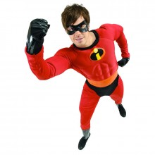 Mr Incredible kostuum heren