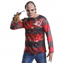 Nightmare on Elm Street Freddy Krueger set