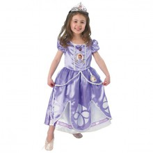 Prinses Sofia the first deluxe kostuum kind