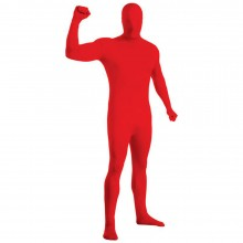 Morphsuit rood