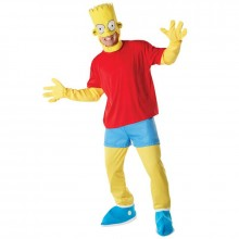 Simpsons Bart Simpson kostuum