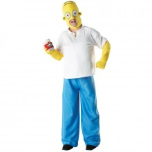 Simpsons Homer Simpson kostuum