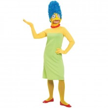 Simpsons Marge Simpson kostuum