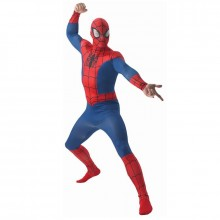 Spiderman kostuum heren
