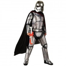 Star Wars Captain Phasma deluxe kostuum heren
