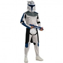 Star Wars Clone Trooper leader rex kostuum heren