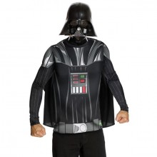 Star Wars Darth Vader dress up kostuum heren