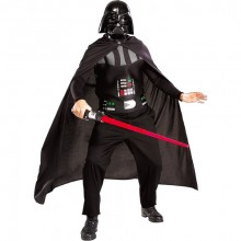 Star Wars Darth Vader blister set kostuum heren