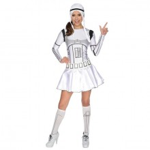 Star Wars Stormtrooper kostuum dames