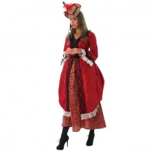 The Lone Ranger Red Harrington kostuum dames